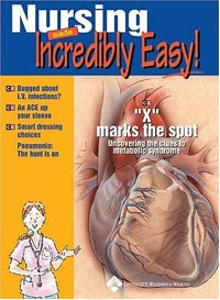 Nursing Made Incredibly Easy Magazine