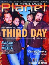 Christian Music Planet Magazine