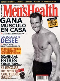 Men's Health en Espanol Magazine