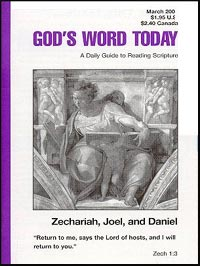 God's Word Today Magazine
