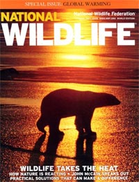 National Wildlife World Edition Magazine