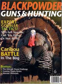 Blackpowder Guns & Hunting Magazine