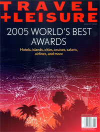 Travel & Leisure Magazine
