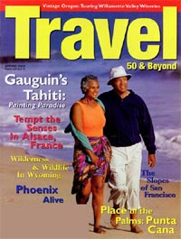 Travel 50 & Beyind Magazine